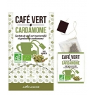 Infusion de Café Vert et Cardamome