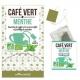 Café vert+menthe 20*3g