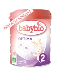 Lait de Suite Optima 2