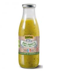 Soupe de Courgette & Cumin