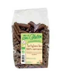 Pate tortiglioni 100%sarrasin s/s gluten 500g