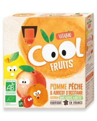 Cool Fruits Pomme Pêche Abricot