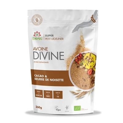 Avoine Divine, Noisette et Cacao
