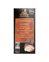 Chocolat Noir Patisserie 62% Cacao