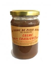 Crème de châtaignes écorces orange confites 370g