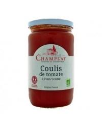 Coulis de Tomate à l'Ancienne