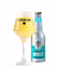 Bière Blanche Lion 5%
