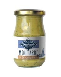 Moutarde à la salicorne 200g
