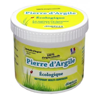 Pierre d'argile 550g