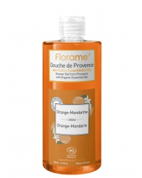 Gel Douche Orange Mandarine