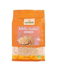 Billettes Soufflées de Quinoa