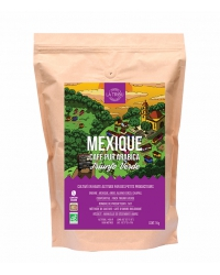Café Mexique Triunfo Verde en Grains