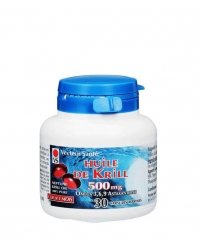 Huile de Krill 500mg
