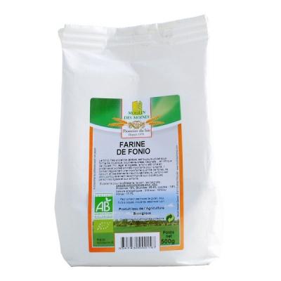 Farine de fonio complète 500g
