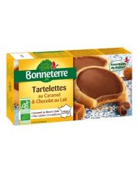 Tartelettes chocolat noir 125g