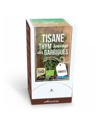 Tisane Thym Sauvage des Garrigues
