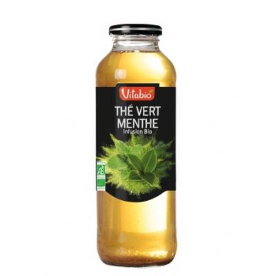 Vitabio the vert menthe 50cl