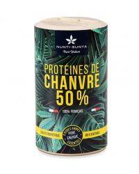 Protéines de Chanvre 50%