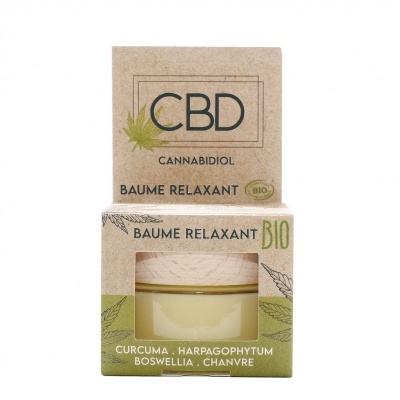 Baume Relaxant CBD
