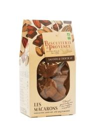 Macarons Amande et Chocolat