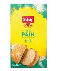 Mix Pain, Farine pour Pain