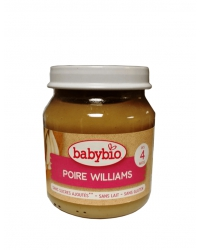 Babybio - Petit Pot Poire Williams
