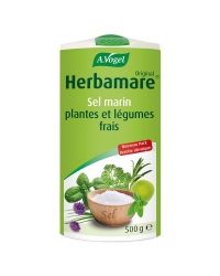 Herbamare Sel Marin, Plantes et Légumes