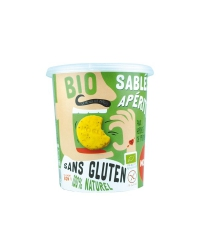 Sablés salés herbes de provence s/s gluten 100g