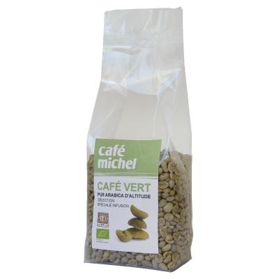 Café vert d'altitude en grains 250g