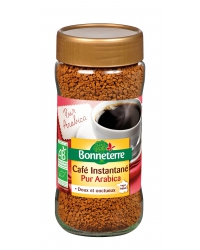Bonneterre - Café Instantané Pur Arabica
