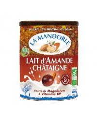 Lait d'Amande Châtaigne