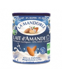 Lait d'Amande Oméga 3 Calcium