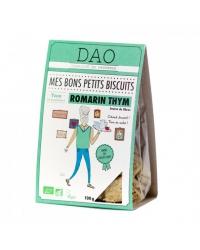 Biscuits thym romarin 100g