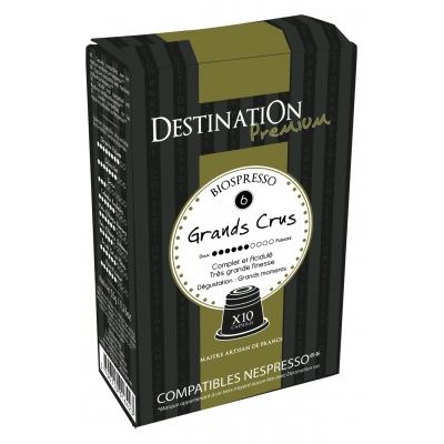 Capsules Café Grands Crus