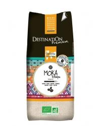 Café Ethiopie Moka 100% Arabica en Grains