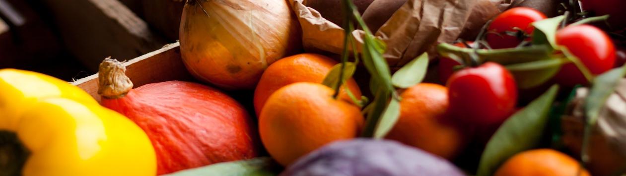 Rayon fruits & légumes